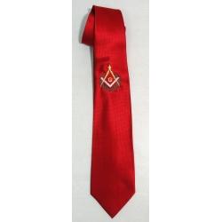 Corbata Maestro Masón