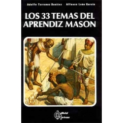 Los 33 Temas del Aprendiz Masón