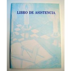 Libro de Asistencia