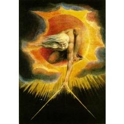 El Anciano de los Días de William Blake