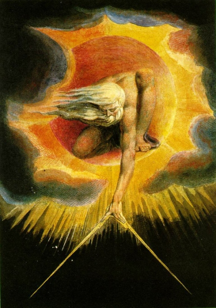 El Anciano de los Días de William Blake