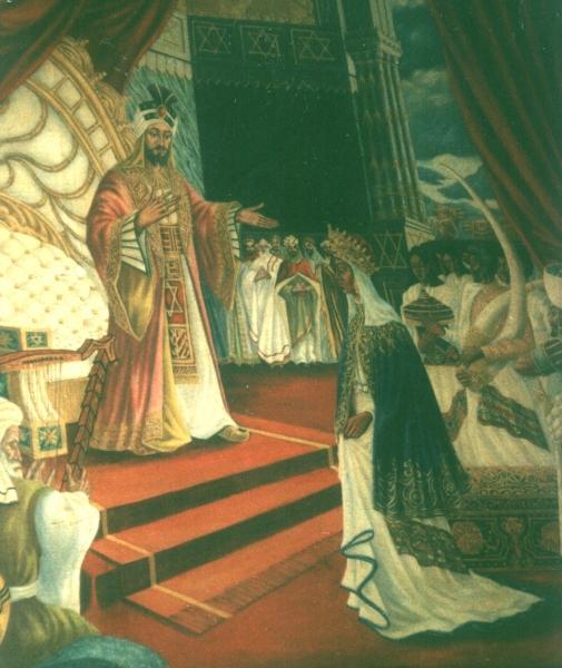 El Rey Salomón