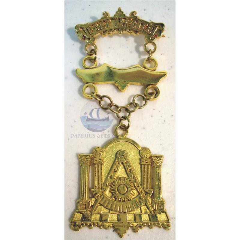Medalla de Past Master