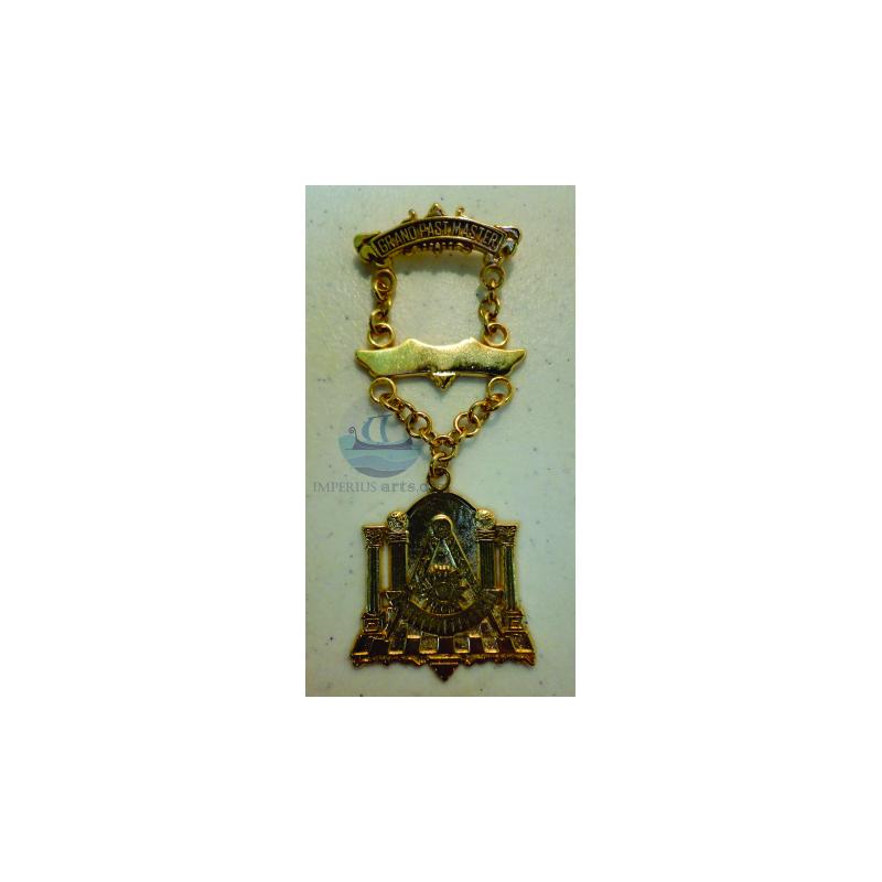 Medalla de Grand Past Master