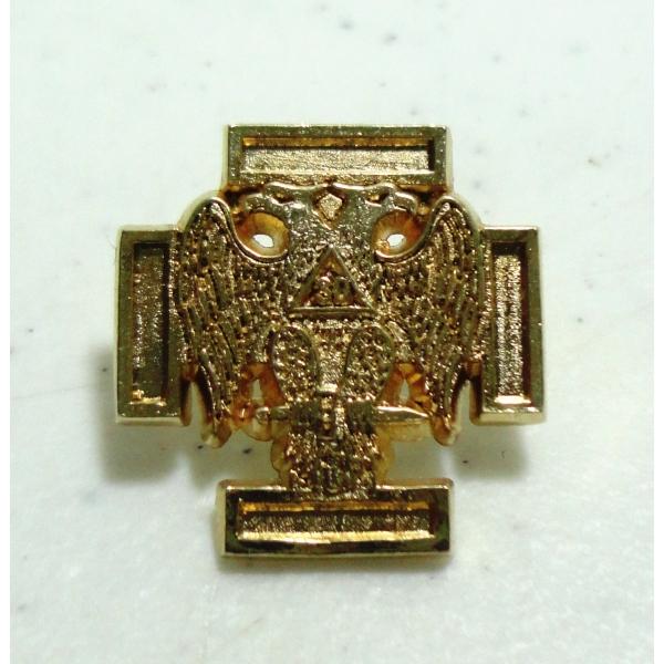 Pin Caballero Kadosh Grado 30