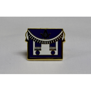 Pin Mandil Past Master