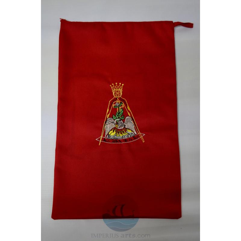 Porta Arreos Caballero Rosacruz - Grado 18°