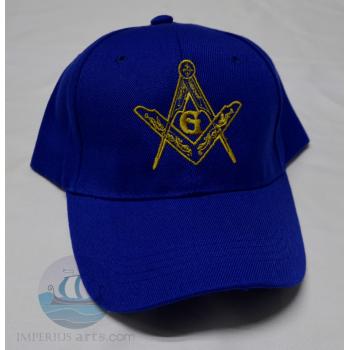 Gorra Masón Azul
