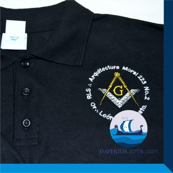 Camisetas Masónicas Personalizadas
