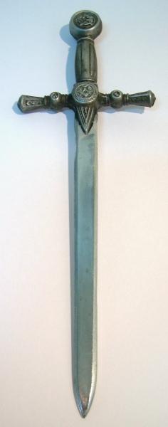 Mini Espada Masónica